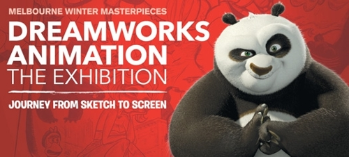 DreamWorks Animation: The Exhibition image