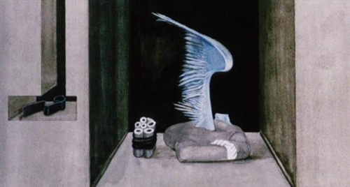Walerian Borowczyk: The Listening Eye image