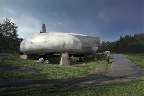 Serpentine Galleries Pavilion 2014 to be designed by Smiljan Radic image