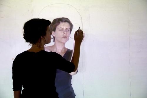 Wall Drawing (window) image