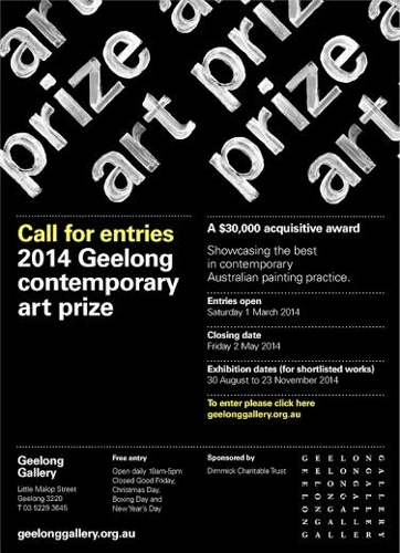 $30,000 Geelong Contemporary Art Prize image