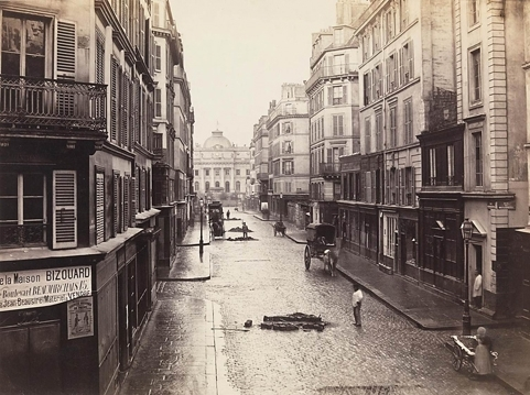 Charles Marville: Photographer of Paris image
