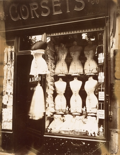 Paris as Muse Photography, 1840s–1930s image