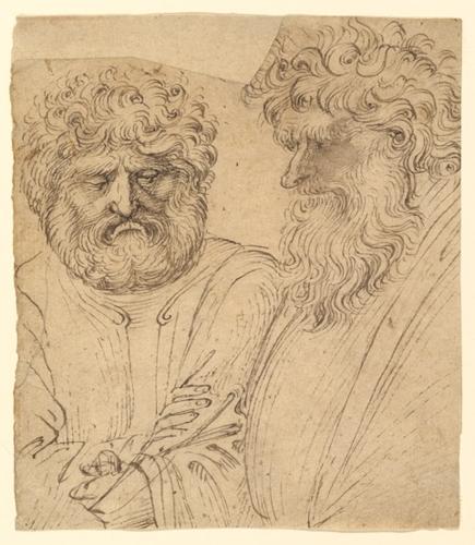 Early Renaissance Drawing in Verona image