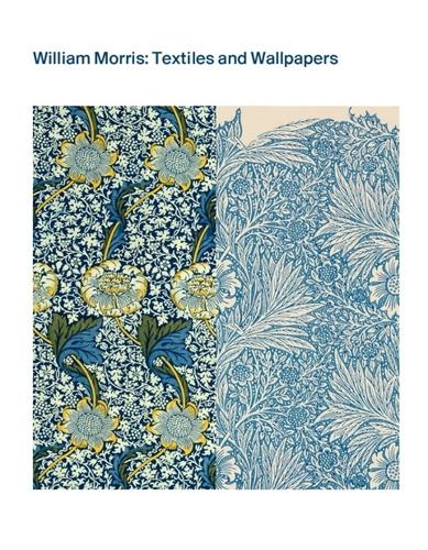William Morris Textiles and Wallpaper image