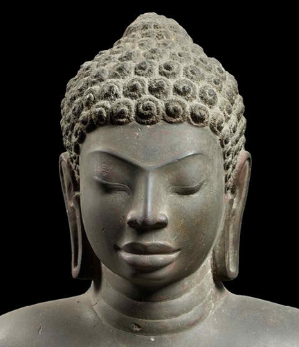 Lost Kingdoms Hindu-Buddhist Sculpture of Early Southeast Asia, 5th to 8th Century image