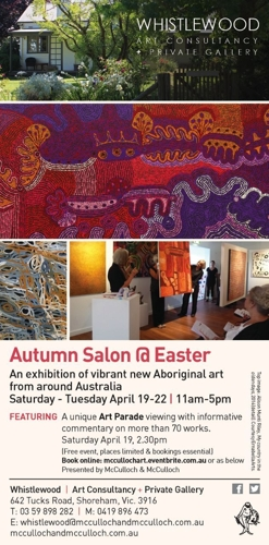 Autumn Salon + Art Parade @ Easter  image