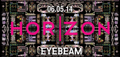 HORIZON – Eyebeam's final party in Chelsea image