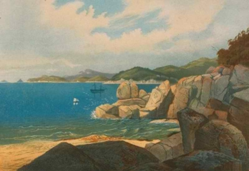 North South East West: Visions of mid-19th century Victoria from the University of Melbourne Art Collection image