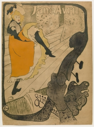 The Paris of Toulouse-Lautrec: Prints and Posters image