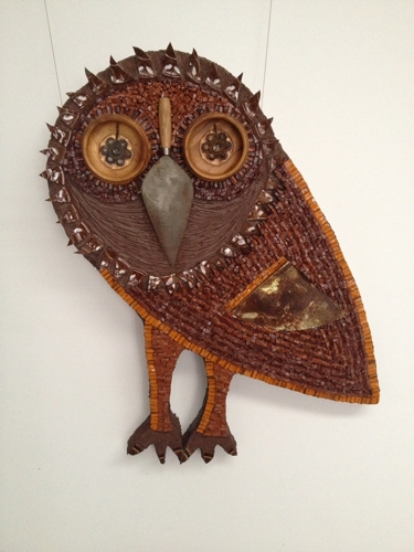 The Trowel Owl image