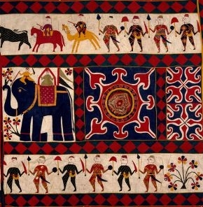 The Fabric of India image