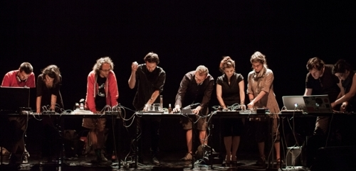 Sound Happens in The Group! a performance with Theremidi Orchestra image