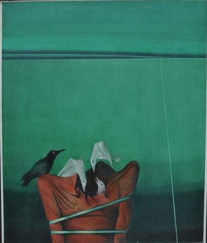'Torment' by Ala Bashir image