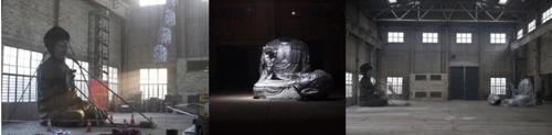 Sydney Buddha image