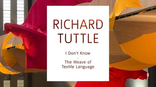 Richard Tuttle: I Don image