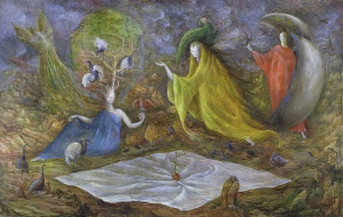 Leonora Carrington: Transgressing Discipline image