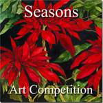 "Call for Art - Theme ""Seasons"" Online Art Competition image"