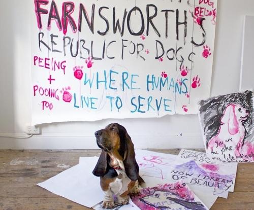 Farnsworth's Republic for Dogs  image