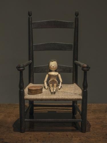 Ydessa Hendeles: From her wooden sleep… image