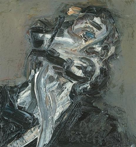 Frank Auerbach image