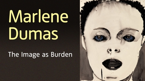 Marlene Dumas: The Image as Burden image
