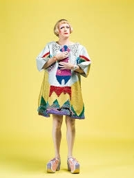 Grayson Perry, Portrait, 2014, Photography © Pål Hanson image