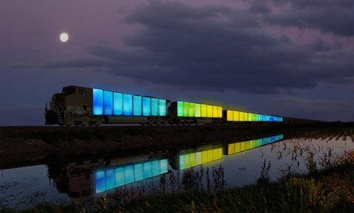 The Vinyl Factory Partners With The Barbican For Doug Aitken's Station To Station image