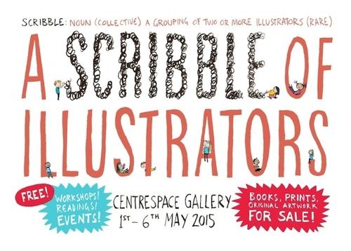 A Scribble of Illustrators image