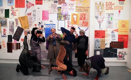 Letterpress Festival of Print image
