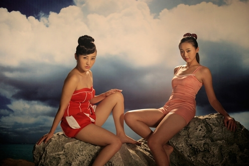 The Coloured Sky: New Women II, 5 image