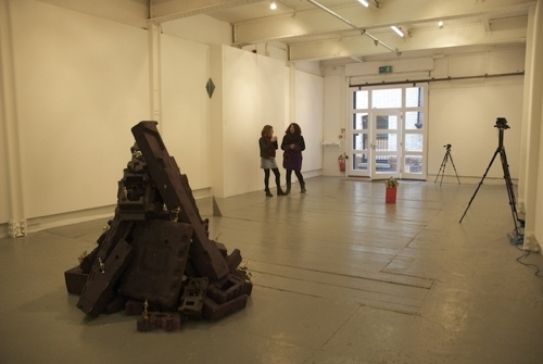 Call for Artists: Gallery Residency 2015 image