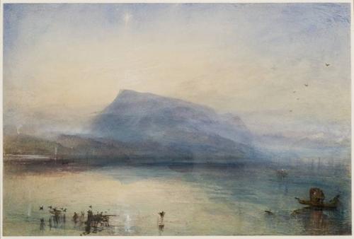 The Blue Rigi, Sunrise  image