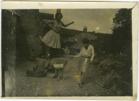 Library and Archive show and tell: Helen Anrep collection image