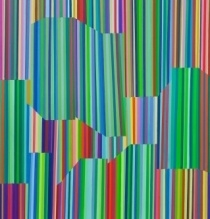 Colour Sensation: The Works Of Melinda Harper  image