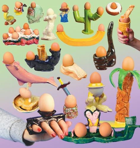12 Dozen Egg Cups image