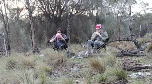Travis John with Eric Demetriou, Bushman's Blow, Travis John with Eric Demetriou, Bushman's Blow,  image