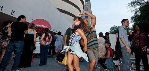 Guggenheim Museum Celebrates 2015 Museum Mile Festival image