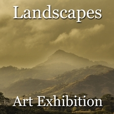 Landscapes 2015 Online Art Exhibition Ready to be Viewed Online image