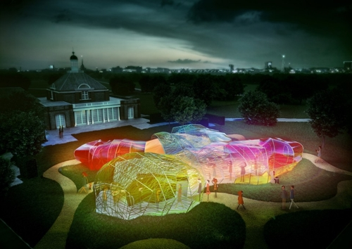 Park Nights 2015 prelude: Fifteen years of the Pavilion Commission image