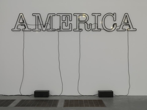 Glenn Ligon: Encounters and Collisions image