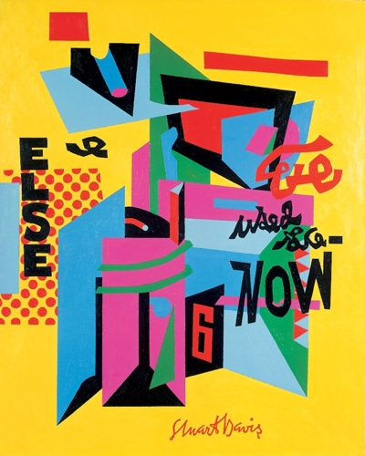 Stuart Davis: 