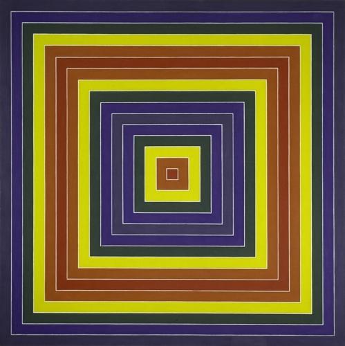 Frank Stella: A Retrospective image