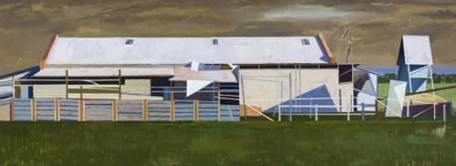 Geoff Wilson: Interrogated Landscape image