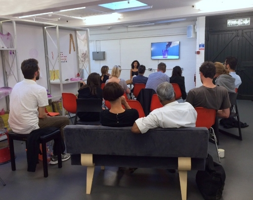 Art Fund Curatorial Seminar at fig-2: In Pursuit of the Curatorial: On Autonomy image