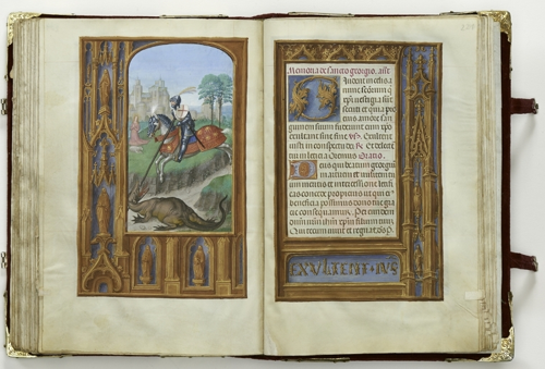 An illumination: the Rothschild Prayer Book & other works from the Kerry Stokes Collection c.1280-1685 image