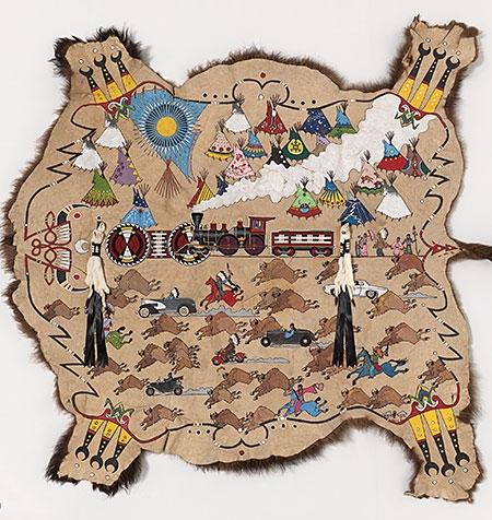 Unbound: Narrative Art of the Plains image