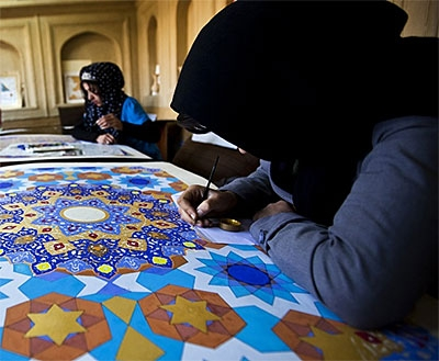 Turquoise Mountain: Art and Transformation in Afghanistan image