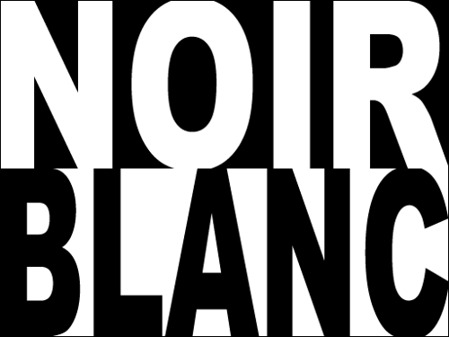 """""""Noir Blanc"""" at island6 Shanghai image"""