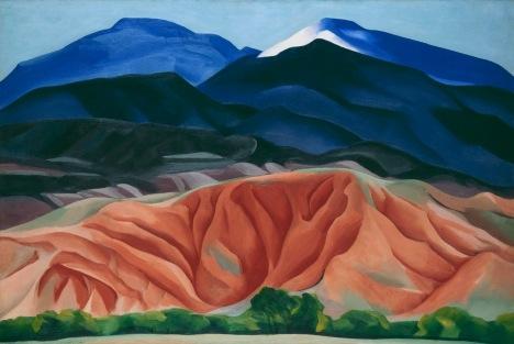 Georgia O'Keeffe image